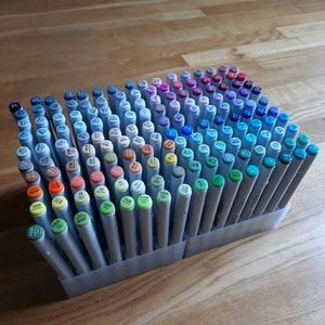 160 Alcohol Based Markers
